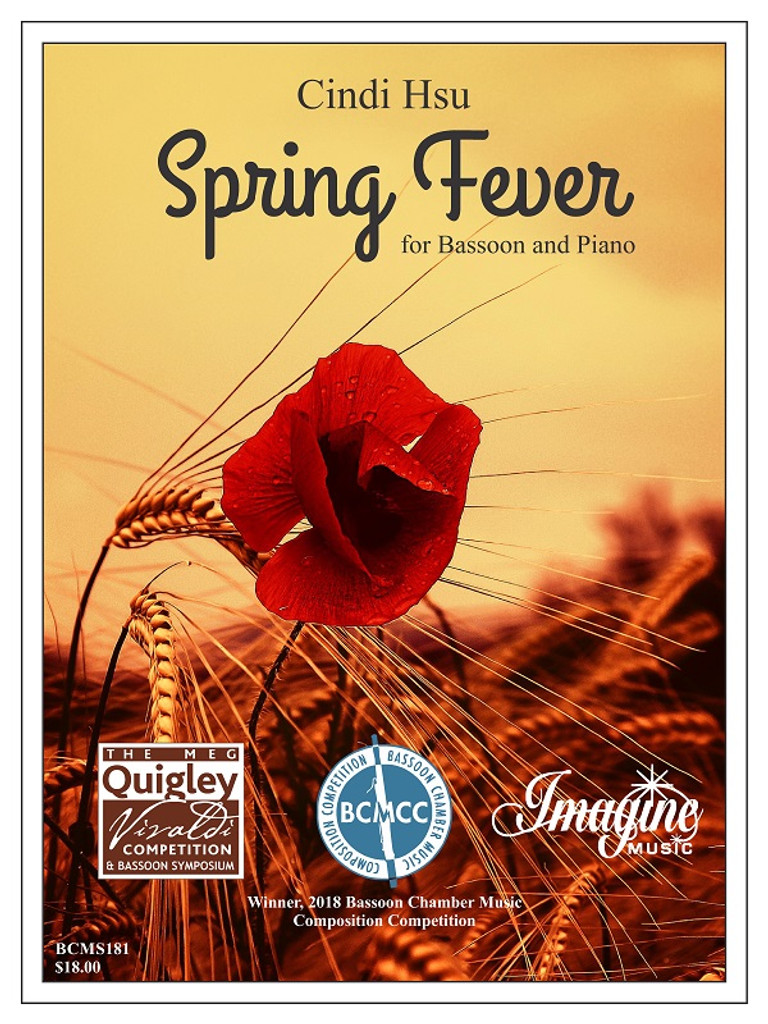 Spring Fever  (Bsn & Pno) (download)