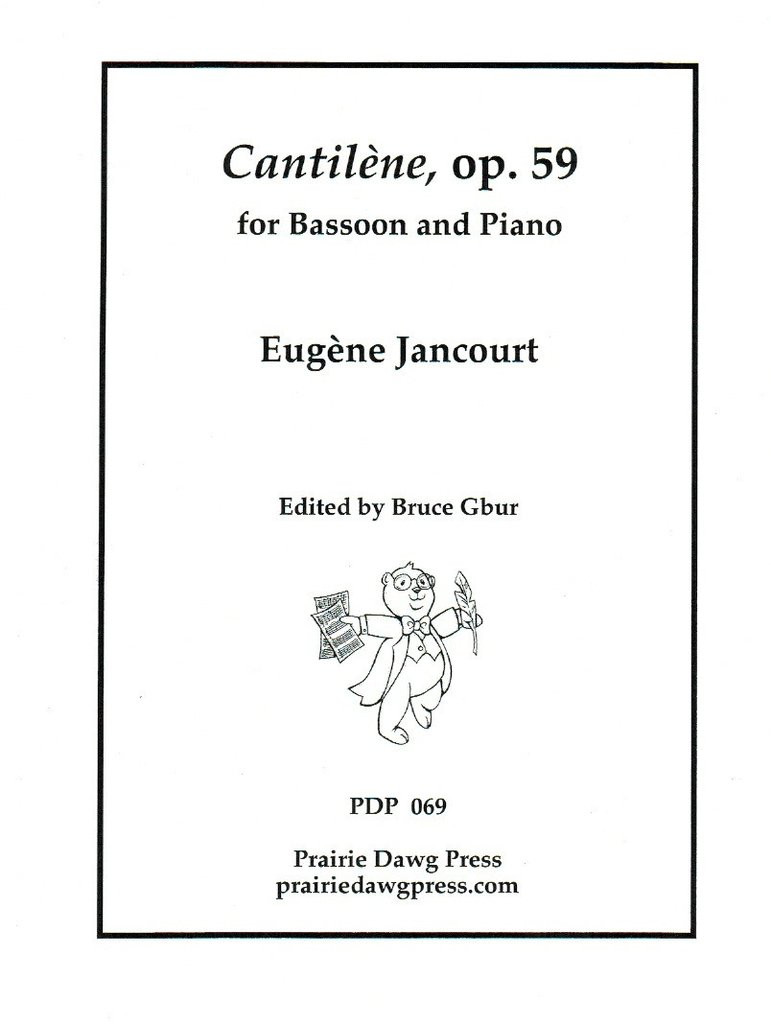 Cantilene, op. 59 (download)