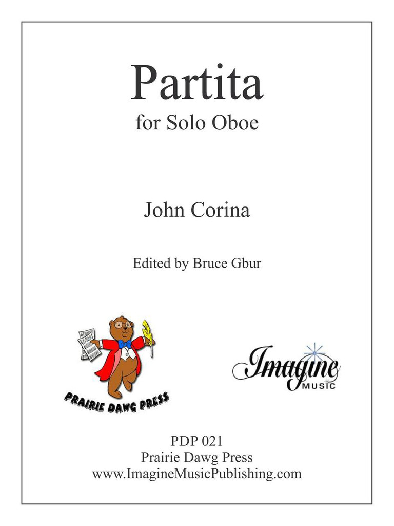 Partita for Solo oboe
