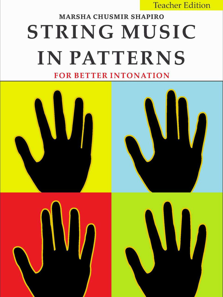 String Music in Patterns: For Better Intonation