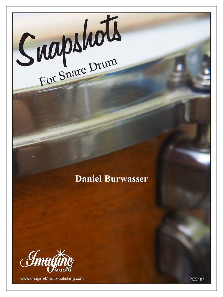 Snapshots for Snare Drum