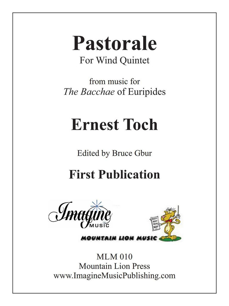 Pastorale (for Wind Quintet)