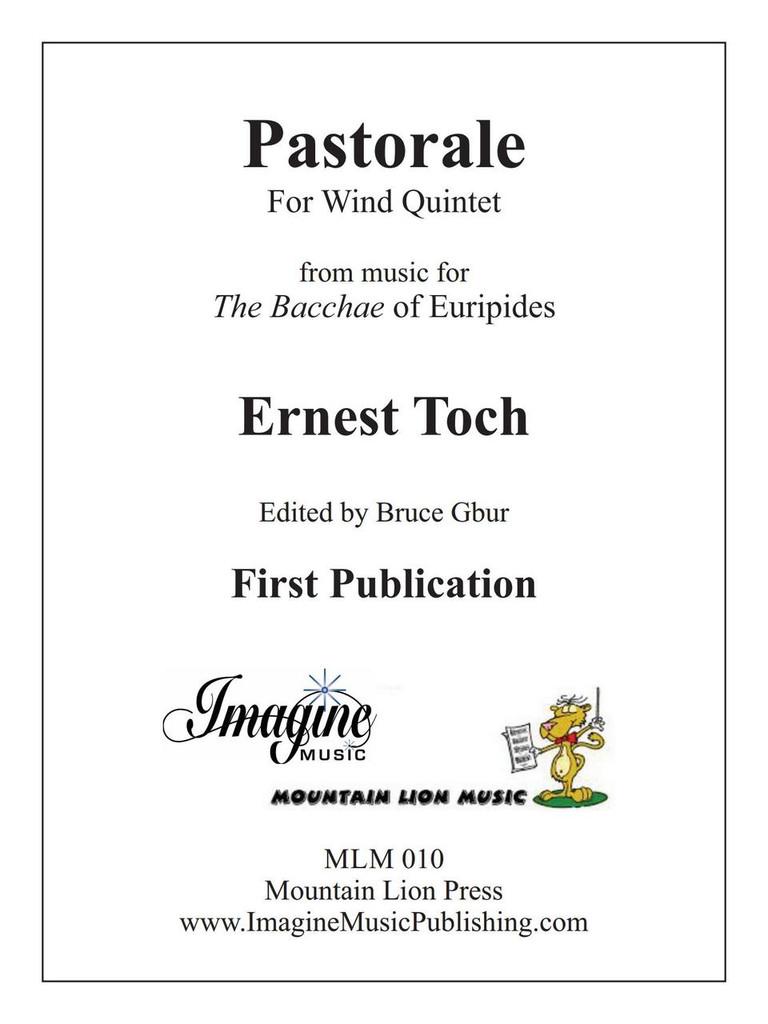 Pastorale (for Wind Quintet)