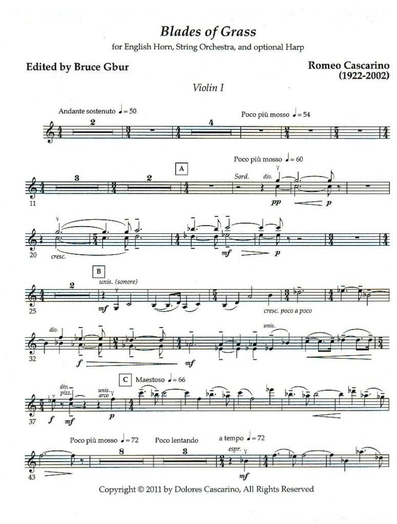 Blades of Grass (download)