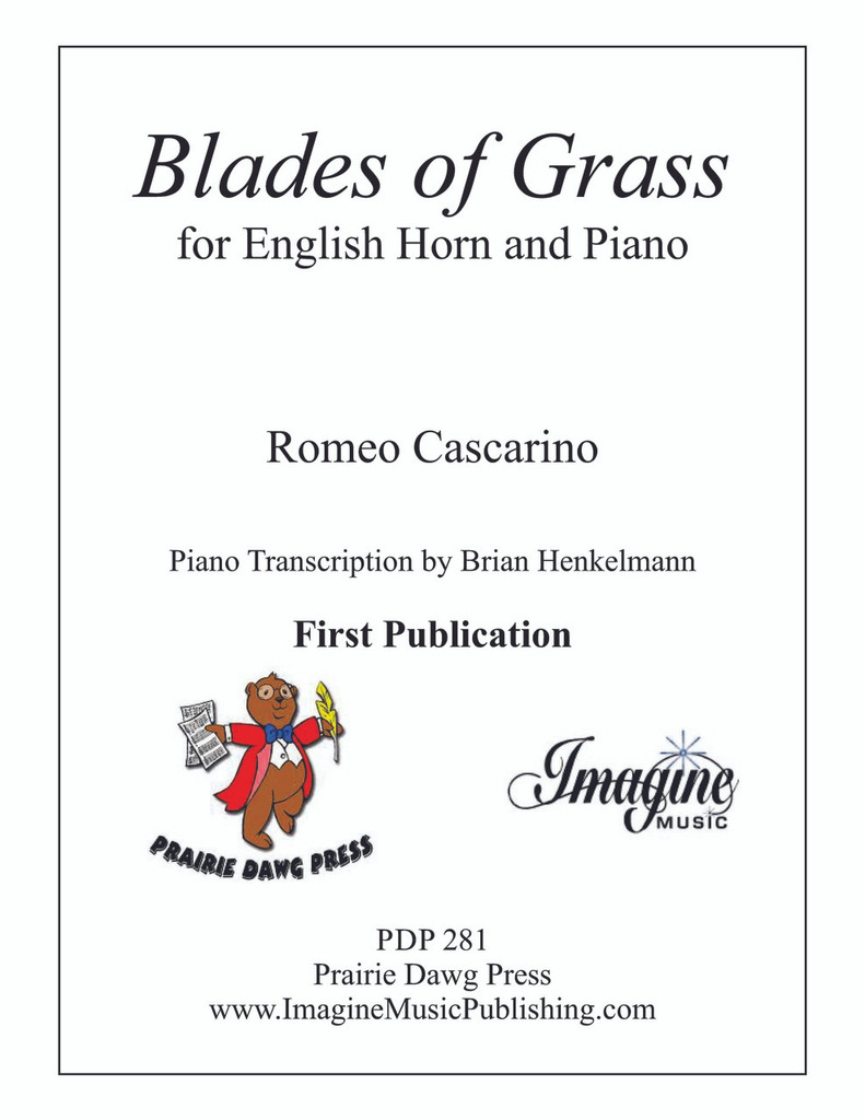 Blades of Grass (English Horn & Piano)(download)
