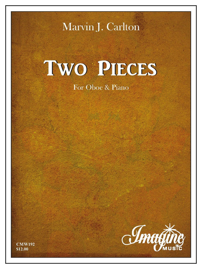 Two Pieces for Oboe & Piano (download)