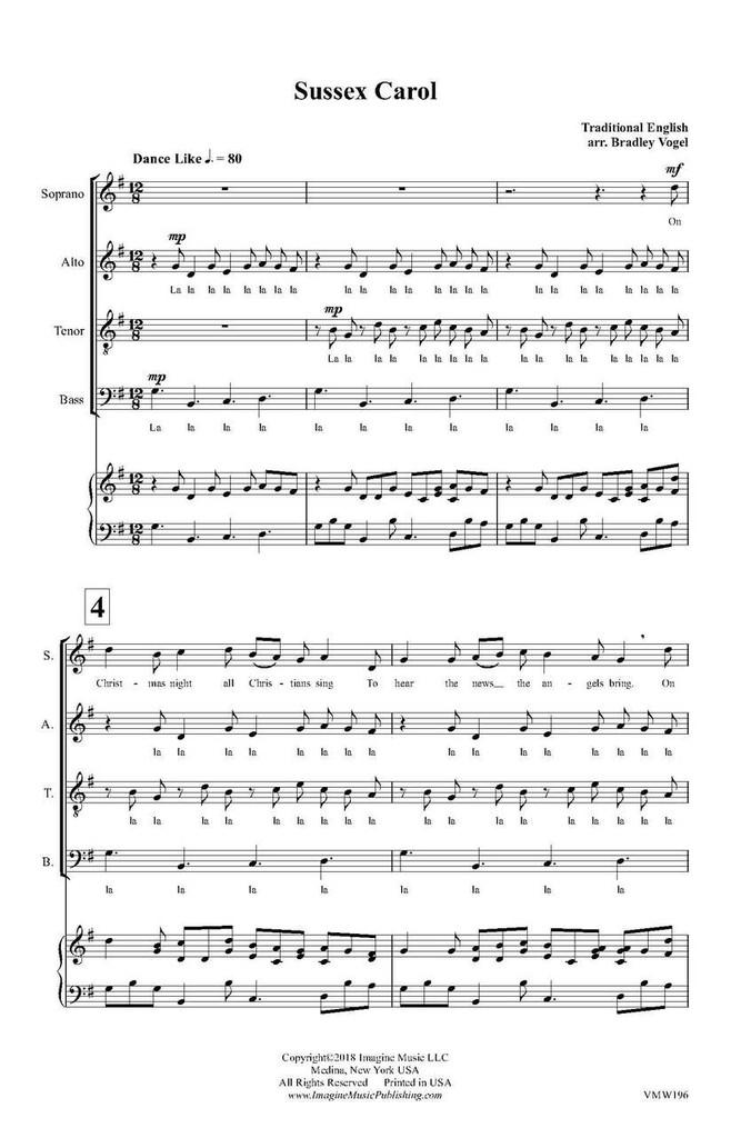 Sussex Carol (download)