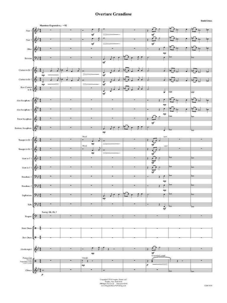 Overture Grandiose (download)
