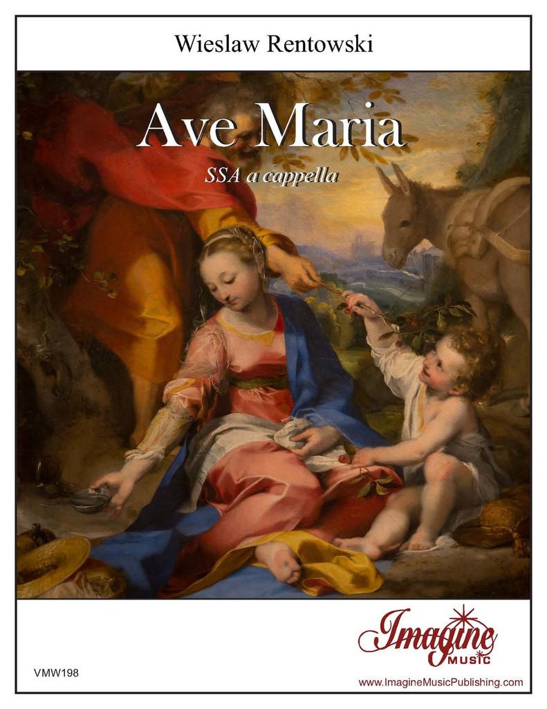Ave Maria (SSA)