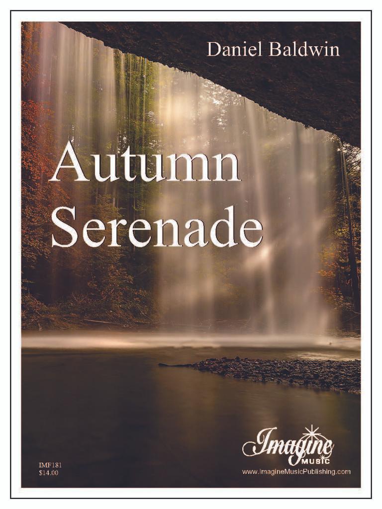 Autumn Serenade (Flute & Piano)(download)