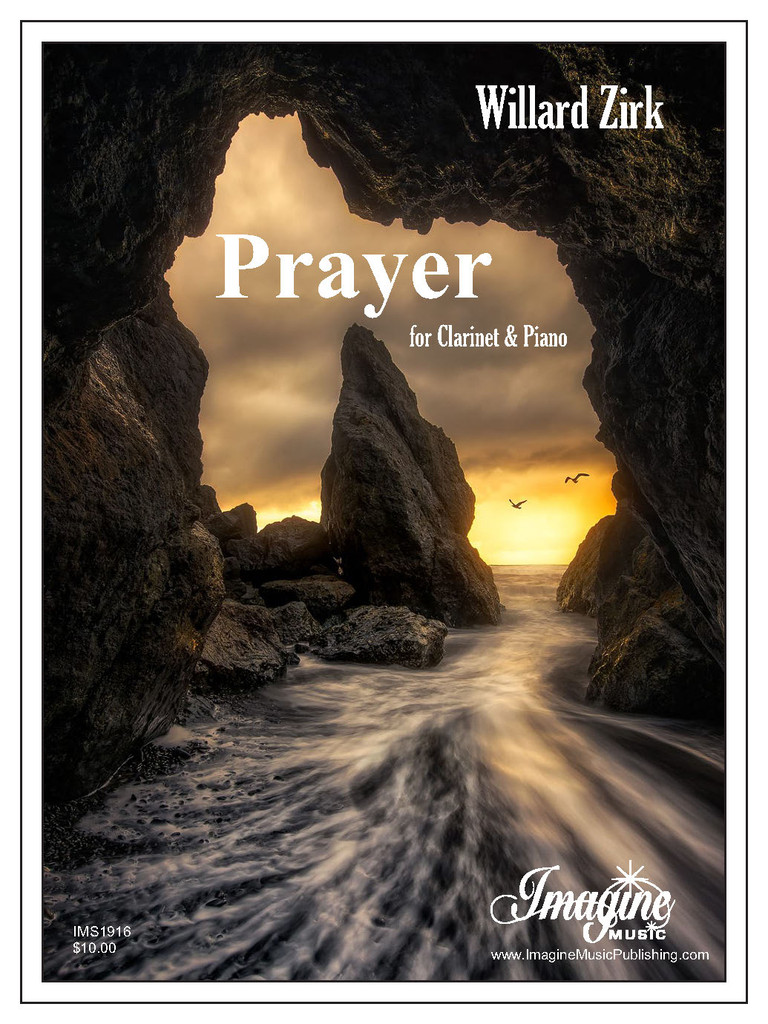 Prayer (Clarinet & Piano)(download)