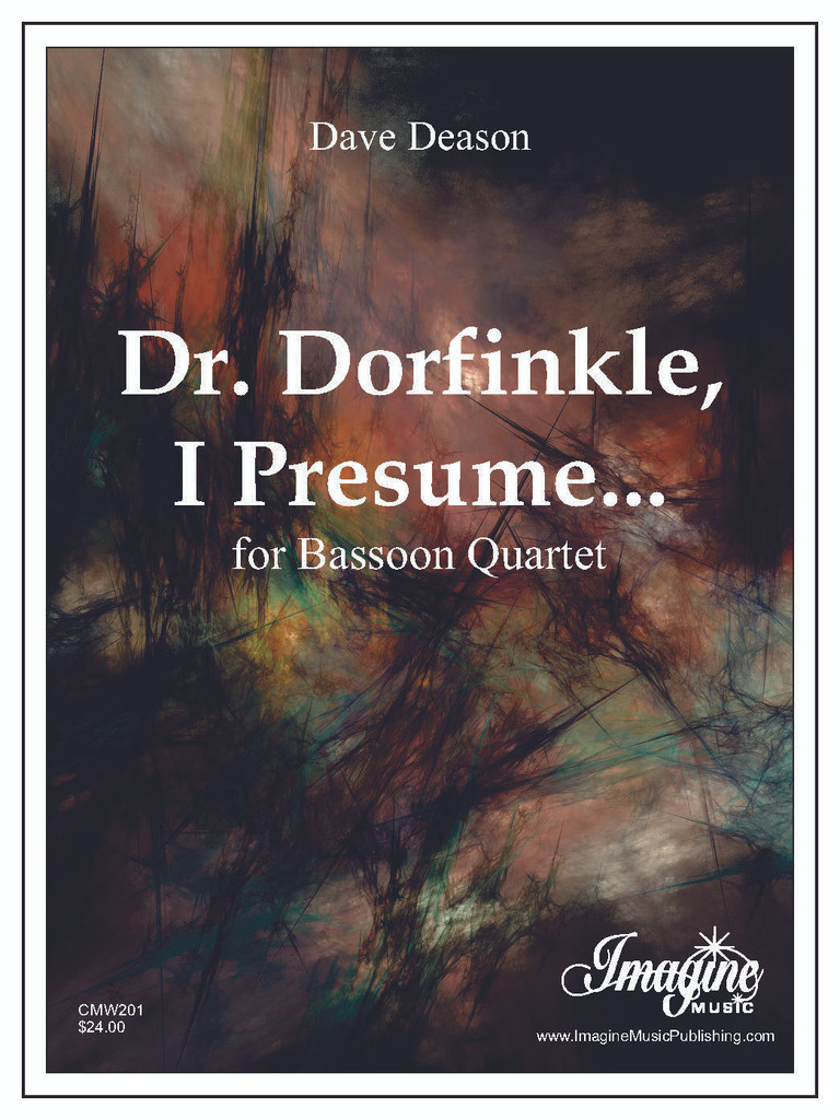 Dr. Dorfinkle, I Presume...