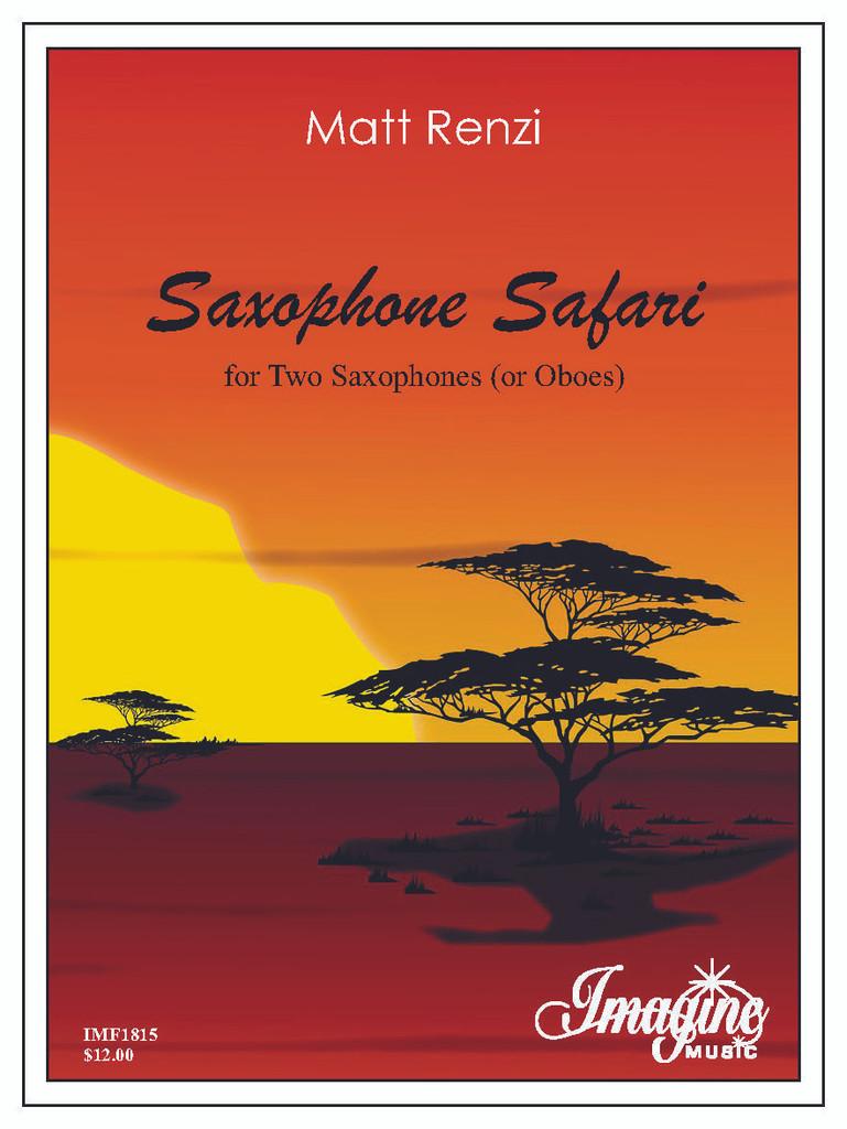 Saxophone Safari (download)