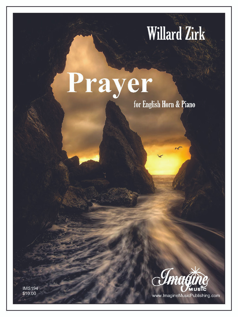 Prayer (English Horn & Piano)(download)