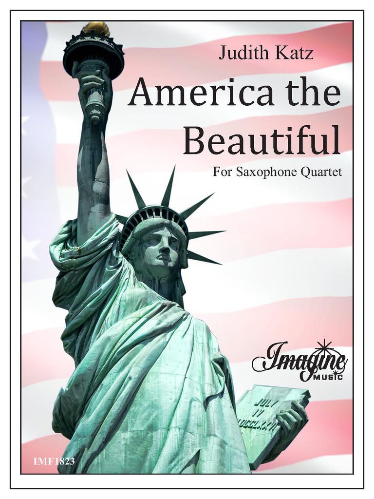America the Beautiful (Saxophone Quartet)(download)
