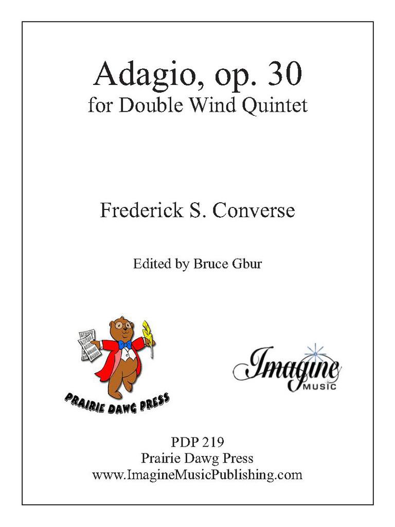 Adagio, op. 30 (download)