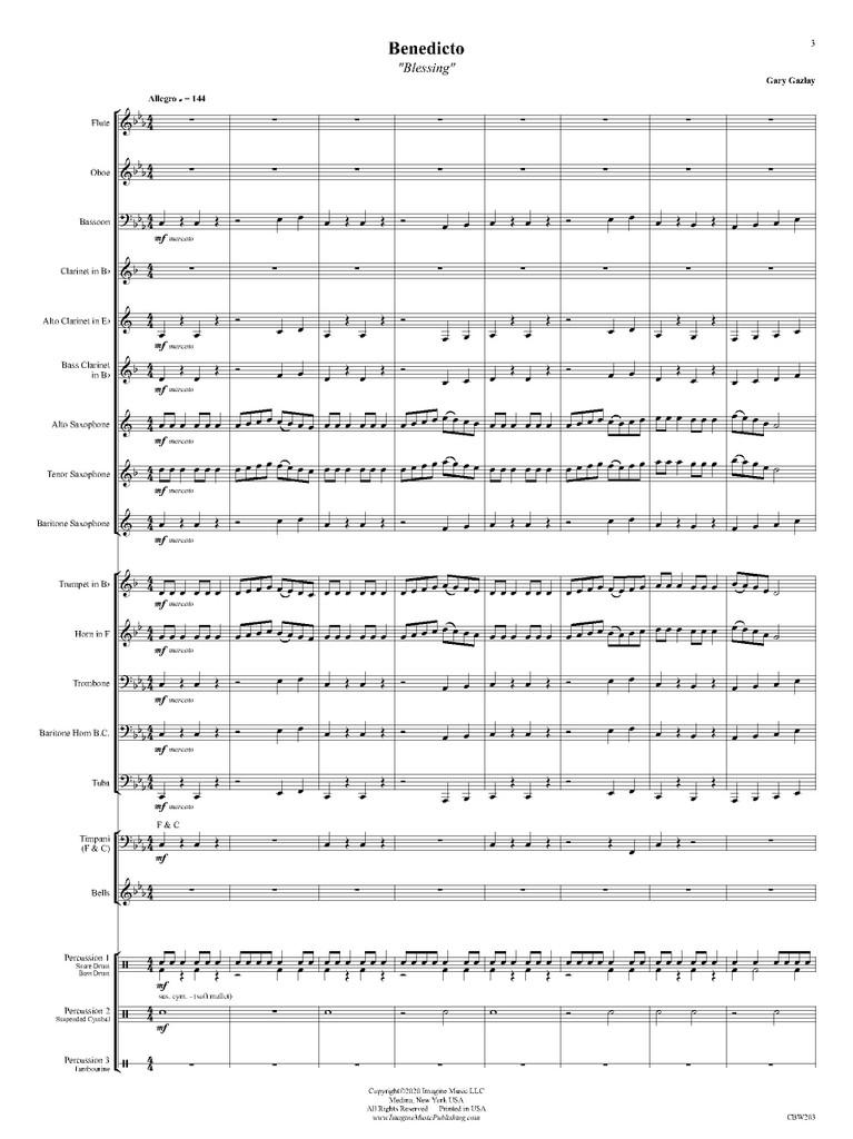 Benedicto (download)