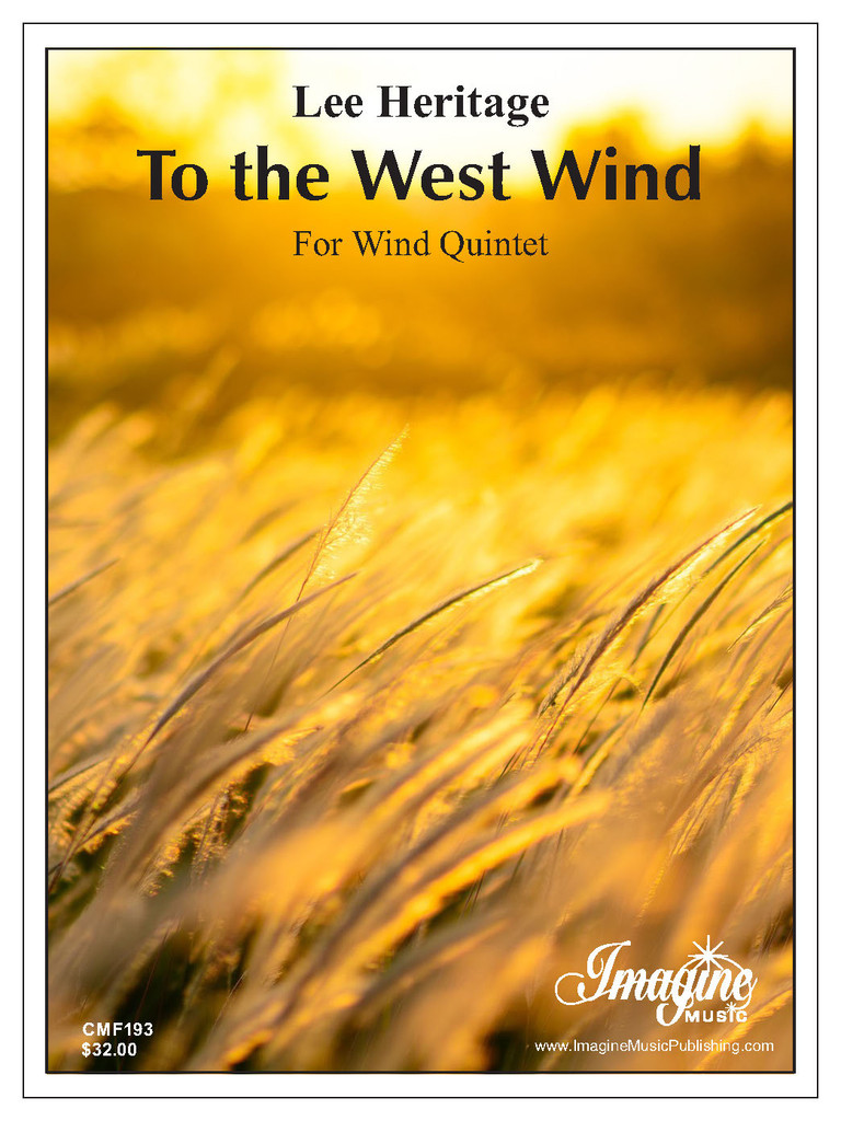 To the West Wind