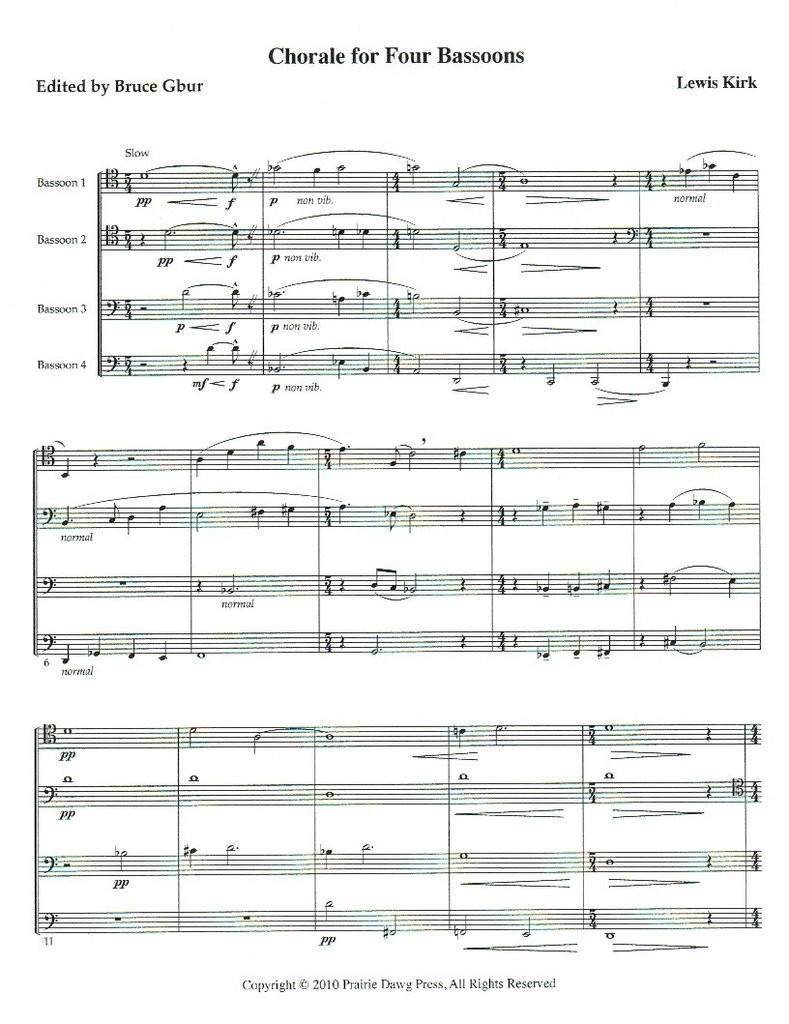 Chorale (download)