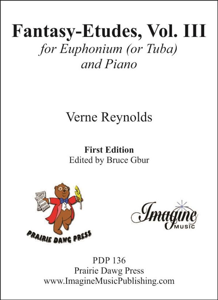 Fantasy-Etudes, Vol. III (download)