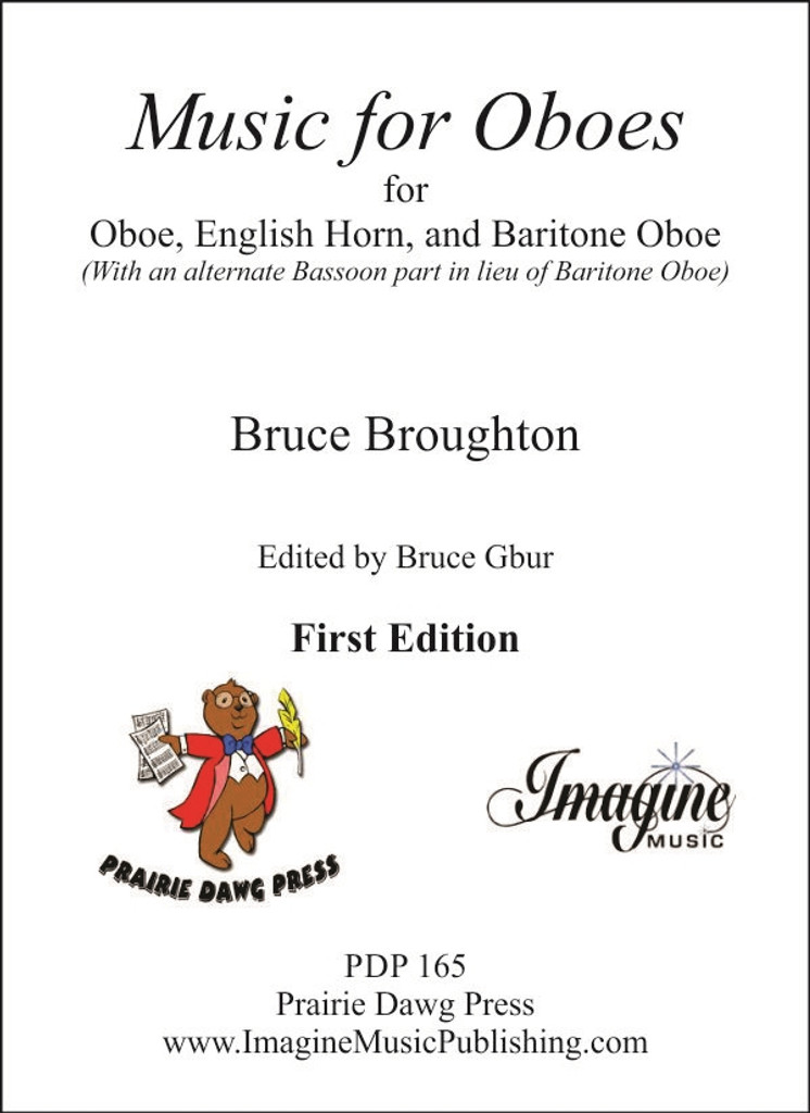 Music for Oboes