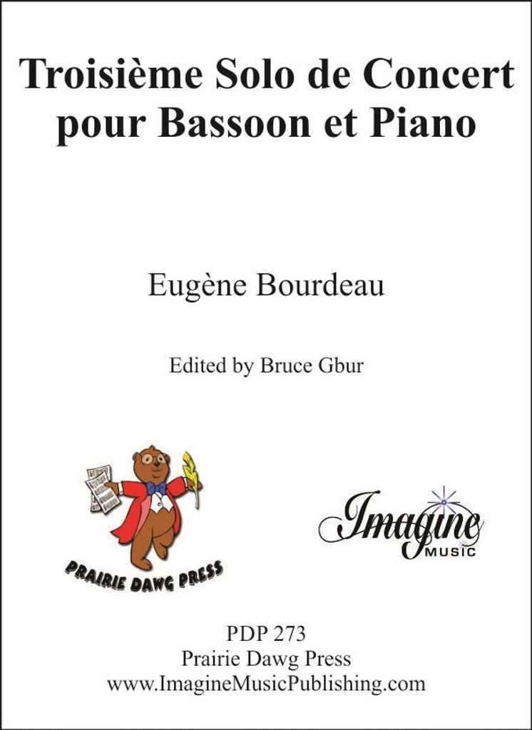 Solo pour Basson et Piano (download)
