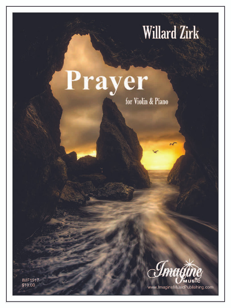 Prayer (Violin & Piano)(download)