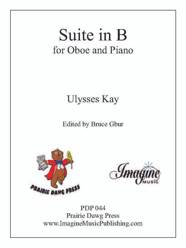 Suite in B (download)