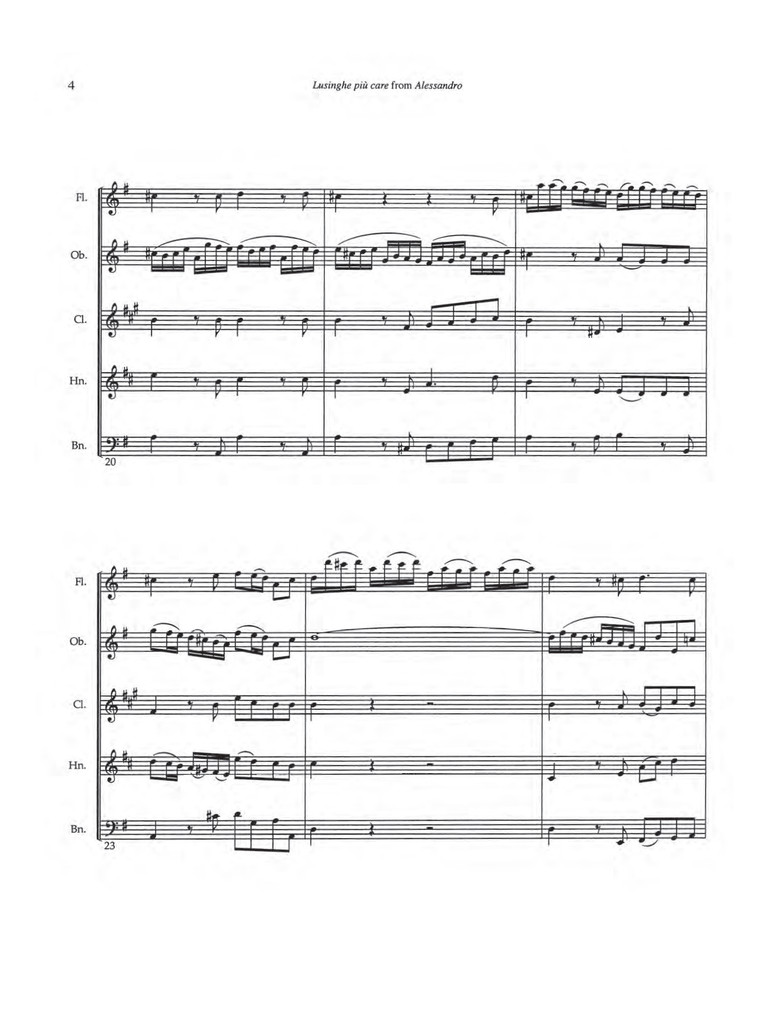 Lusinghe più care (download)