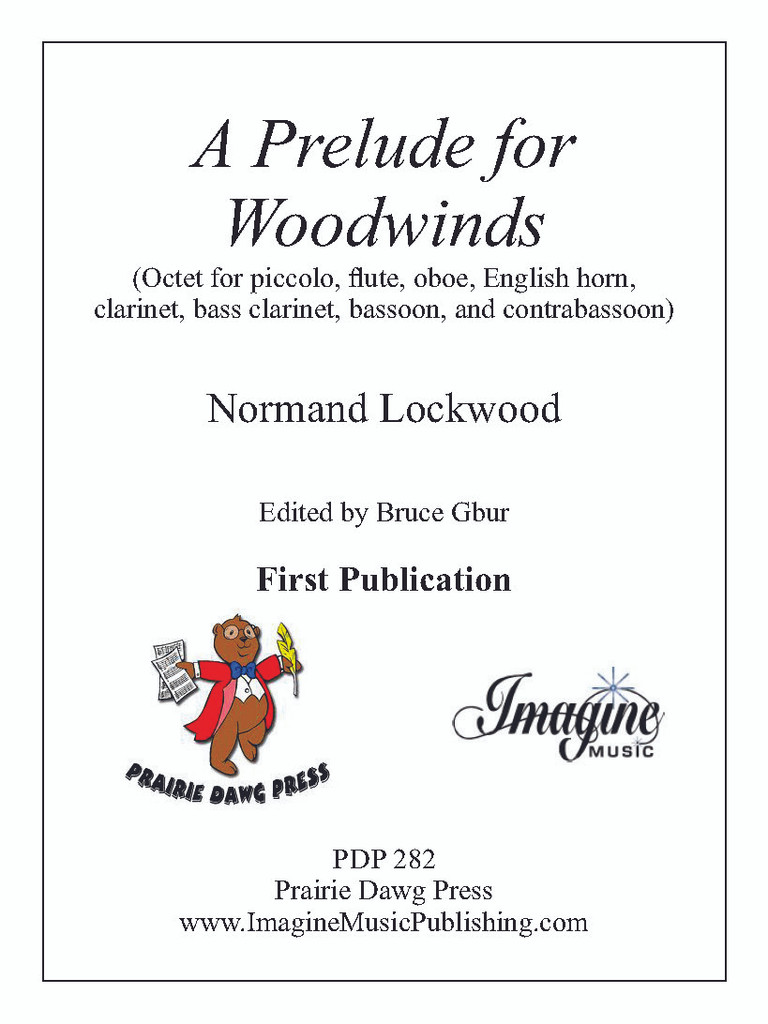 A Prelude for Woodwinds (download)