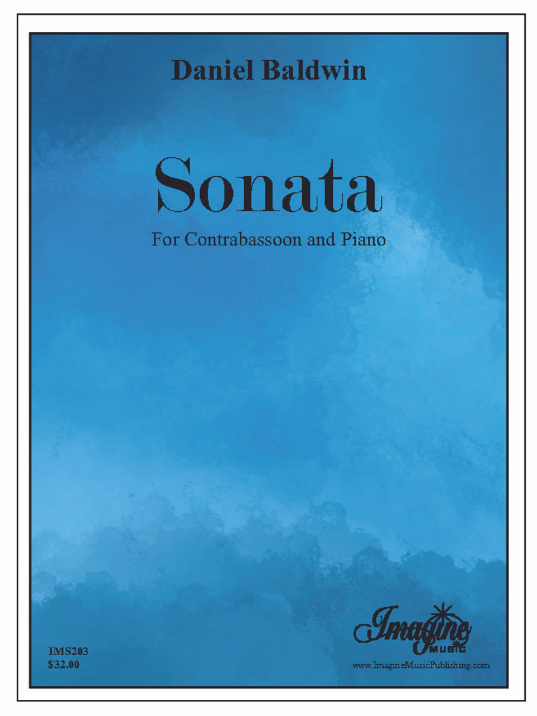 Sonata for Contrabassoon and Piano (download)