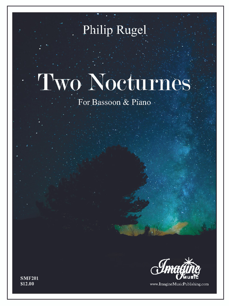 Two Nocturnes for Bassoon & Piano