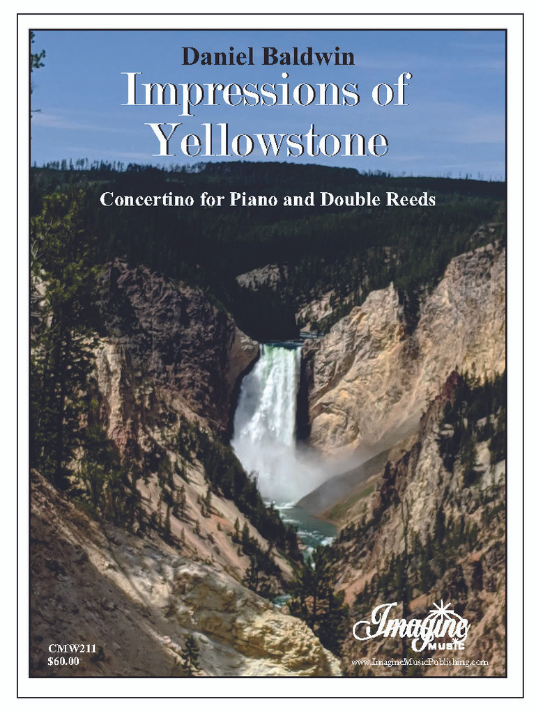 Impressions of Yellowstone
