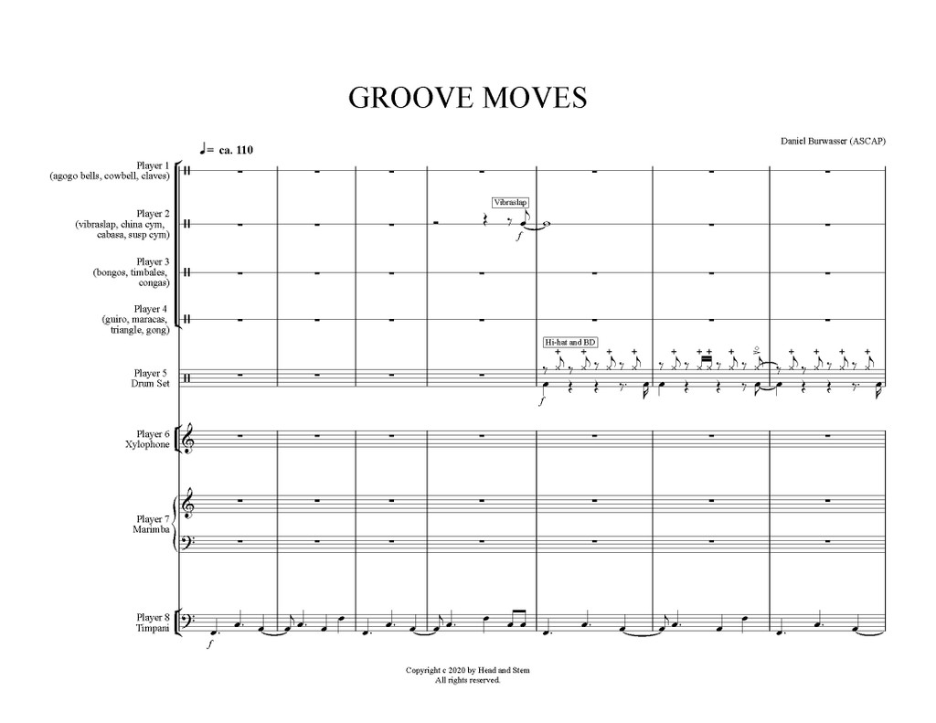 Groove Moves