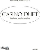 Casino Duet (Cl & AS)