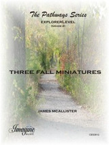 Three Fall Miniatures