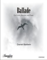 Ballade (Bsn, Vln, Piano) (Download)
