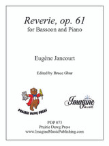 Reverie for Bassoon and Piano, op. 61