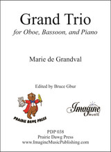 Grand Trio for Oboe, Bassoon, and Piano