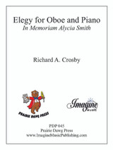 Elegy for Oboe and Piano