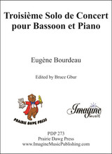 Solo pour Basson et Piano
