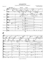 ADAGIETTO FROM SYMPHONY #5 (download)