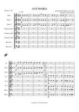 AVE MARIA (ww octet) (download)