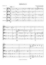 SONATA 21 (string orchestra)