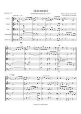 TRÄUMEREI (string orchestra)