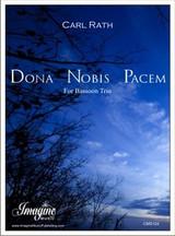 Dona Nobis Pacem (Bassoo Trio)