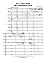 Symphony #1 (First Mvt.) (Download)