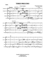 Three Welsh Preludes (Download)