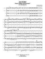 Allegro from William Tell Overture ()Download)