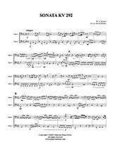 Sonata, KV. 292 (Tuba Duet) (download)